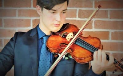 Alex Heidt – TMYO Concerto Competition Winner