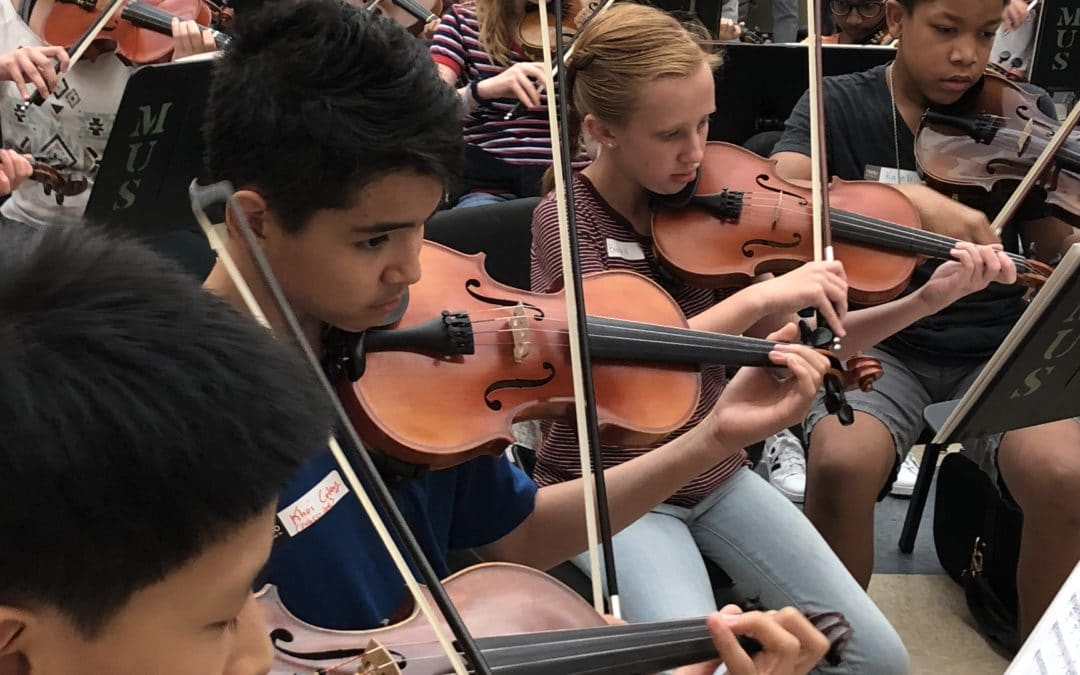 Orchestra Day 2018!